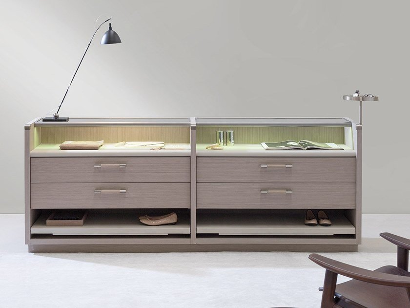 Chest of drawers VANITY | Chest of drawers by Ornare