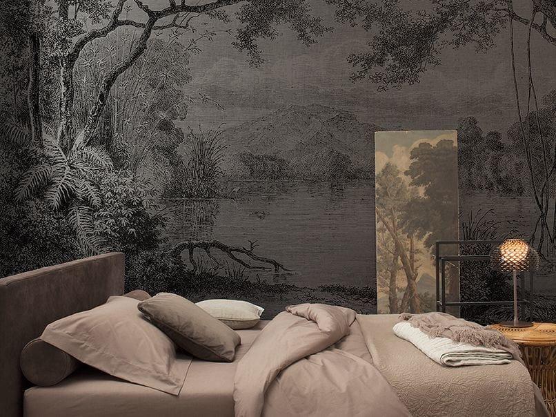 Landscape wallpaper VANITY by Inkiostro Bianco