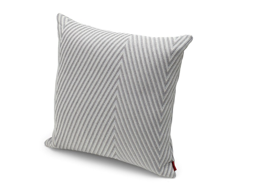 Solid-color outdoor cushion VARADERO by MissoniHome