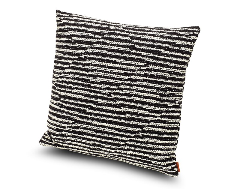 Patchwork fabric cushion VARBERG by MissoniHome