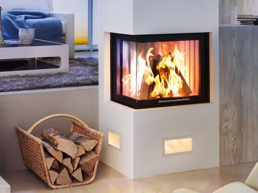 Corner Fireplace Insert Varia 2r