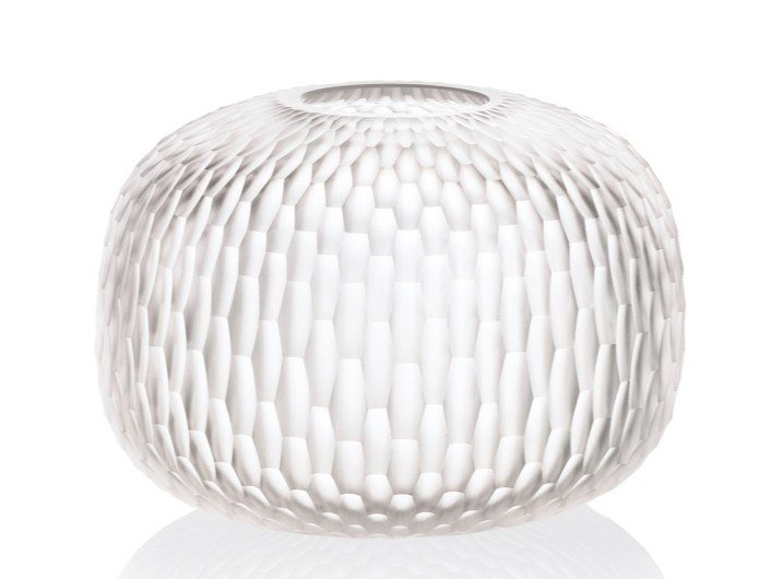 Crystal vase METAMORPHOSIS | Crystal vase by Rückl