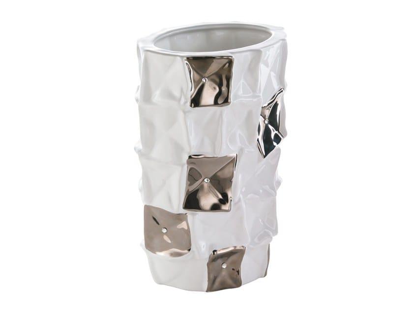 Ceramic vase DAMA | Vase by Adriani e Rossi edizioni