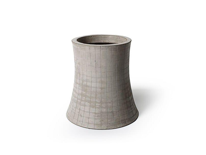 Vaso in calcestruzzo fibrorinforzato URBAN GARDEN | Vaso by lyon béton