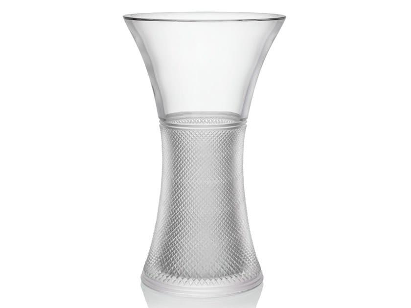 Crystal vase ELIZABETH | Vase by Rückl