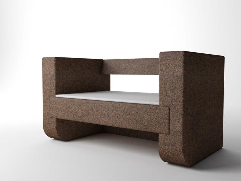 Cork Small Sofa Gira O Disco E Toca Mesmo By Trinta Por
