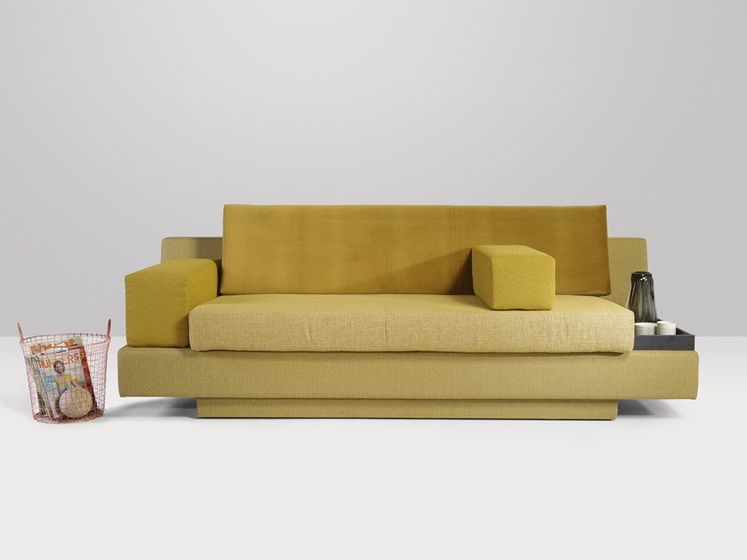 2 seater fabric sofa VEDET | Sofa by Recor Home