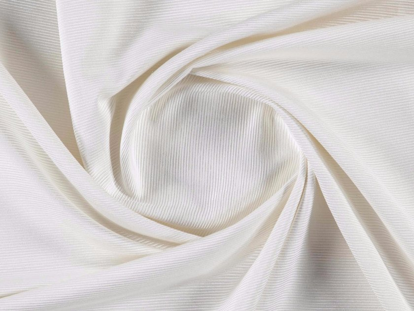 Solid-color washable cotton fabric for curtains ASSARIO by More Fabrics