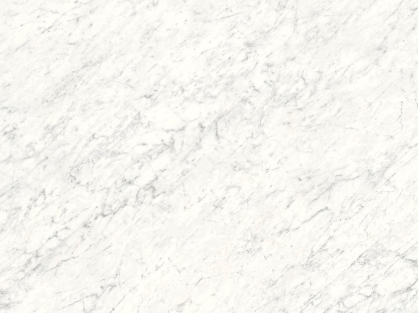 Indoor/outdoor technical ceramic wall/floor tiles with marble effect VEINED WHITE by FMG