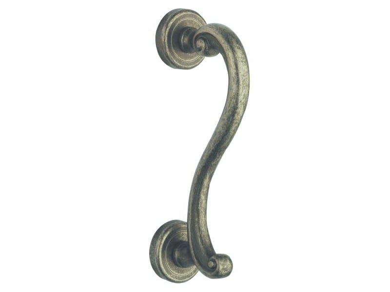 Brass pull handle VELA CLASSIQUE by Pasini