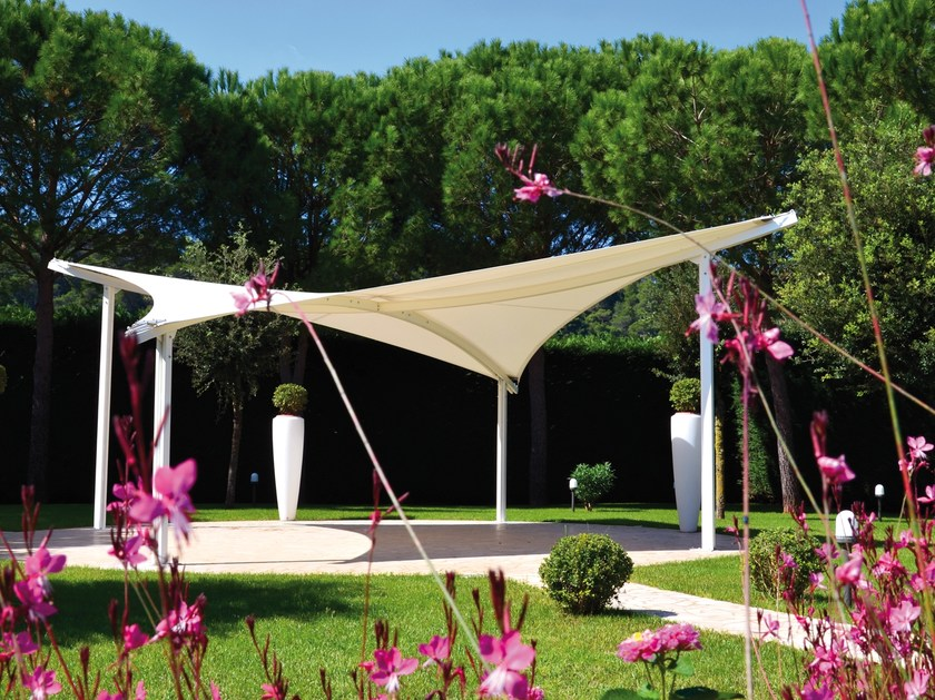 Tenda A Vela Quadrata : Tenda a vela in pvc aster collezione vela by sprech