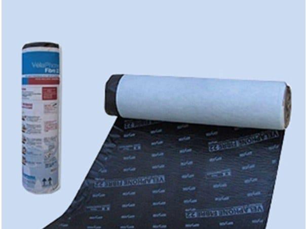 Polyester fibre thermal insulation felt VELAPHONE by Efyos by SOPREMA