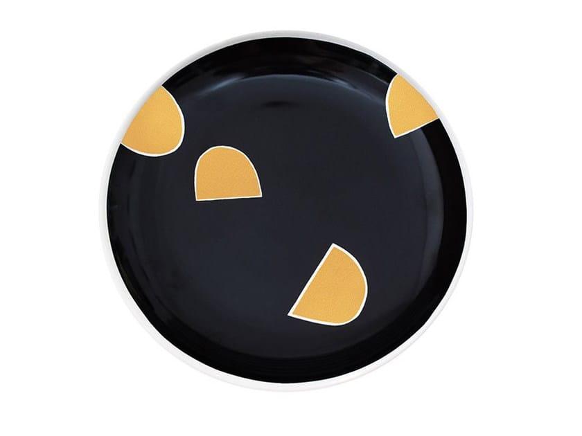 Ceramic dinner plate VELVET by Kiasmo