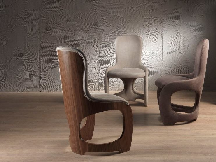 Wooden chair VENERE | Wooden chair by Carpanelli Contemporary