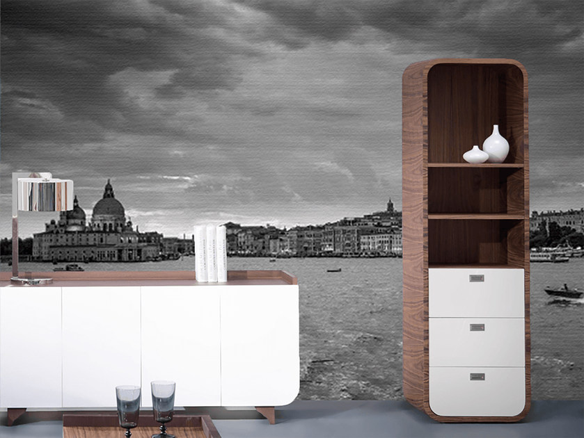 Panoramic landscape wallpaper VENICE by Mat&Mat