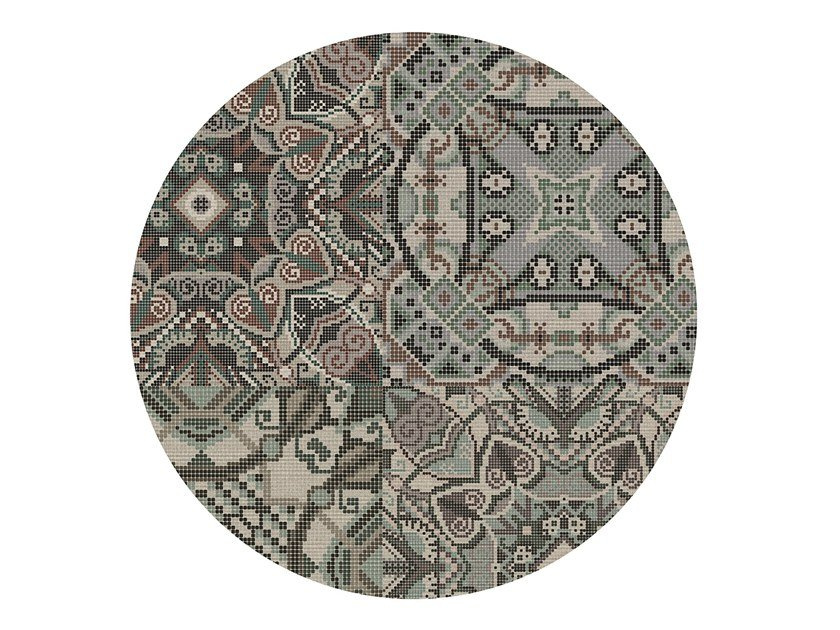 Round rug VENICE | Round rug by OBJECT CARPET