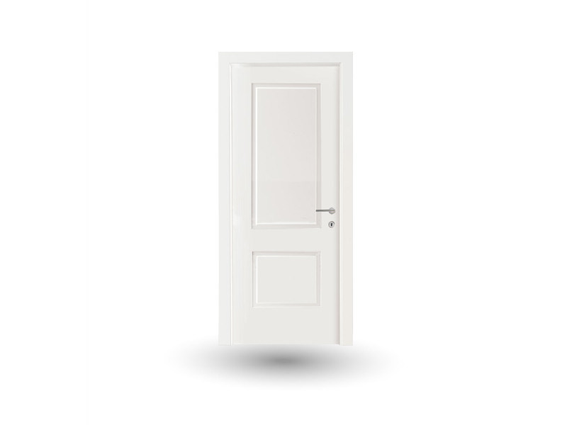 Hinged lacquered door VENUS 250 BLANC by GD DORIGO