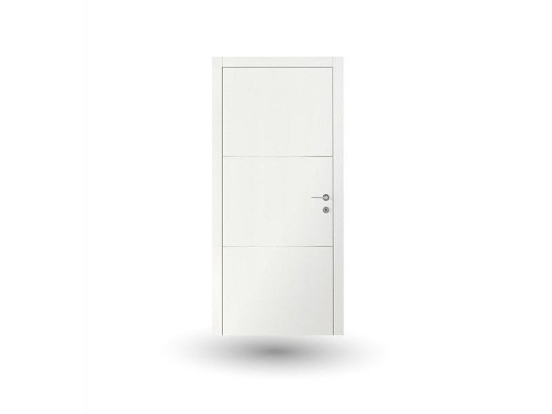 Hinged lacquered door VENUS 394 LACCATO BIANCO by GD DORIGO