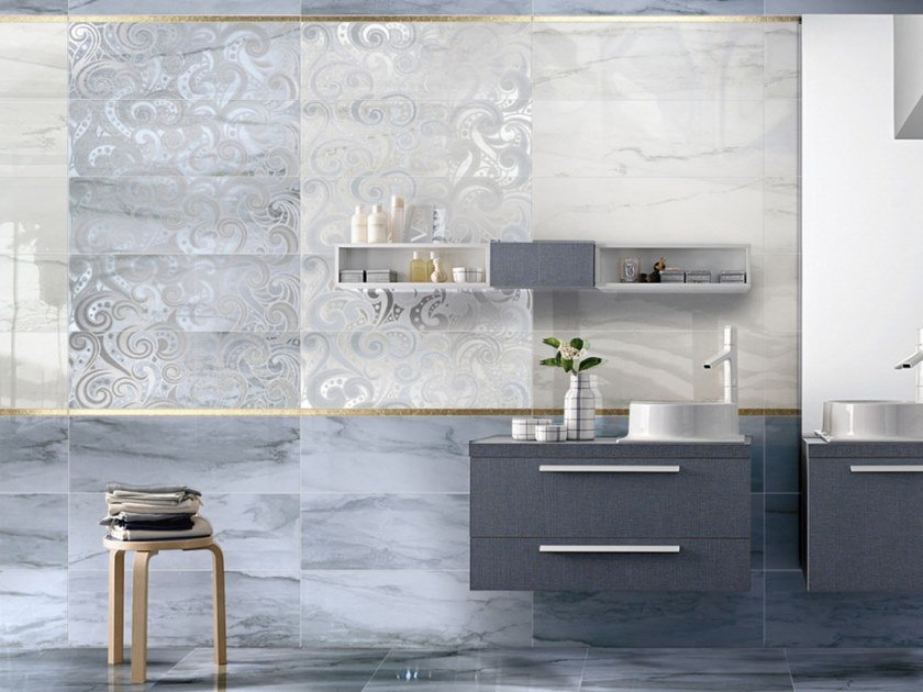 Porcelain stoneware wall tiles VENUS ELEGANCE by CERAMICHE BRENNERO