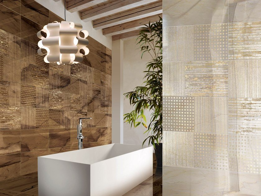 White-paste wall tiles VENUS LUMIA by CERAMICHE BRENNERO