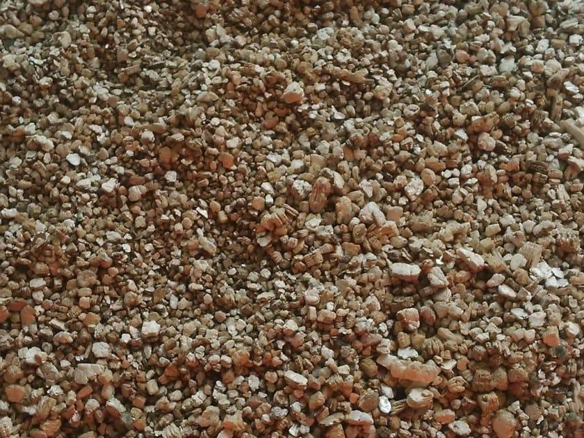 Inerte minerale sfuso VERMICULITE MEDIA by Perlite Italiana