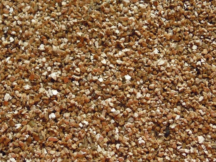 Loose mineral aggregate VERMICULITE SUPERFINE by Perlite Italiana