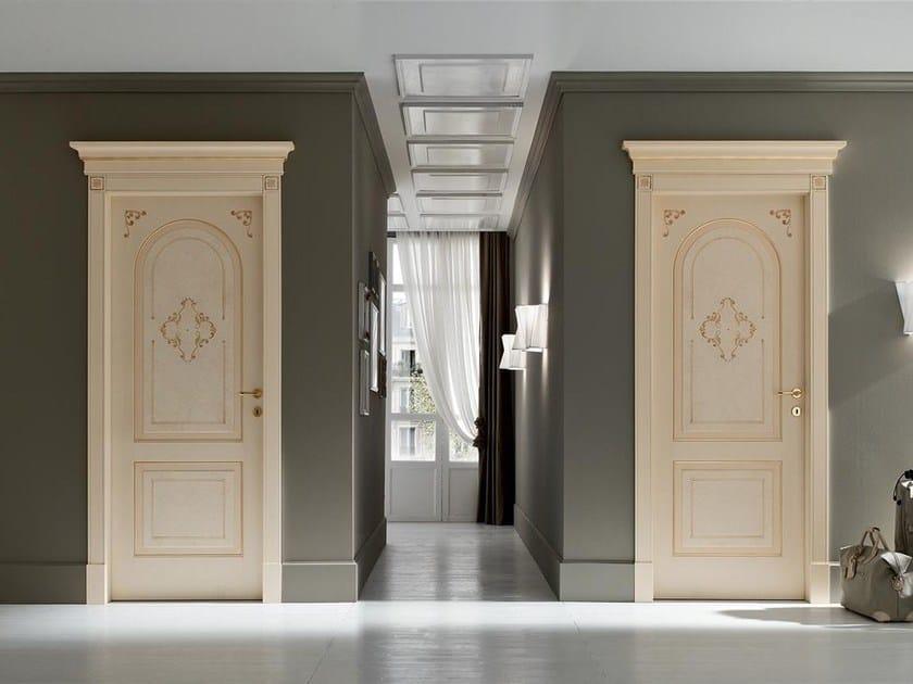 Hinged lacquered door VERNA by Door 2000