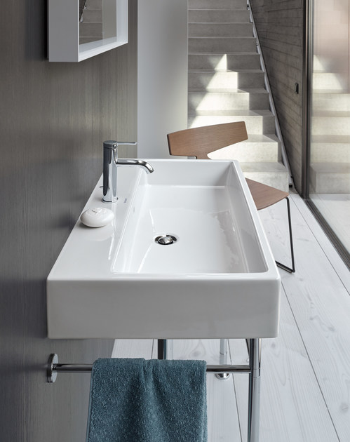 VERO AIR | Console washbasin Vero Air Collection By Duravit