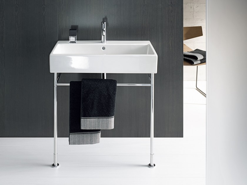 vero air lavabo console collection vero air by duravit. Black Bedroom Furniture Sets. Home Design Ideas
