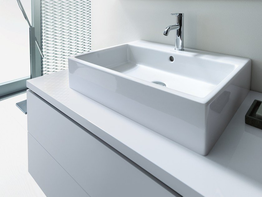 VERO AIR | Countertop washbasin Vero Air Collection By Duravit