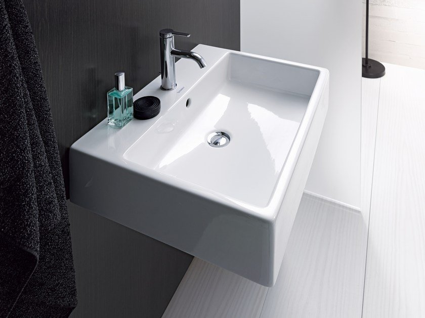 HAPPY D.2 | Console washbasin By Duravit design Sieger Design