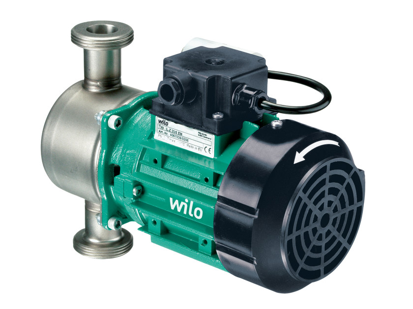 Pump and circulator VEROLINE IP-Z by WILO Italia