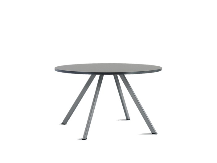 Round meeting table VERON | Round meeting table by Wiesner-Hager