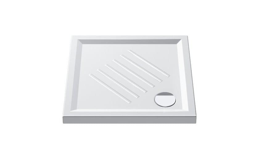 VERSO | Piatto doccia quadrato
