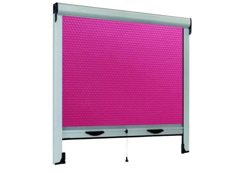 Dimming fabric roller blind VERTICAL T by Teknika