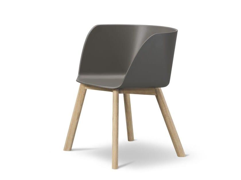 VERVE WOOD   Chair