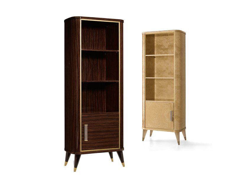 Wooden display cabinet RICHMOND | Wooden display cabinet by Barnini Oseo