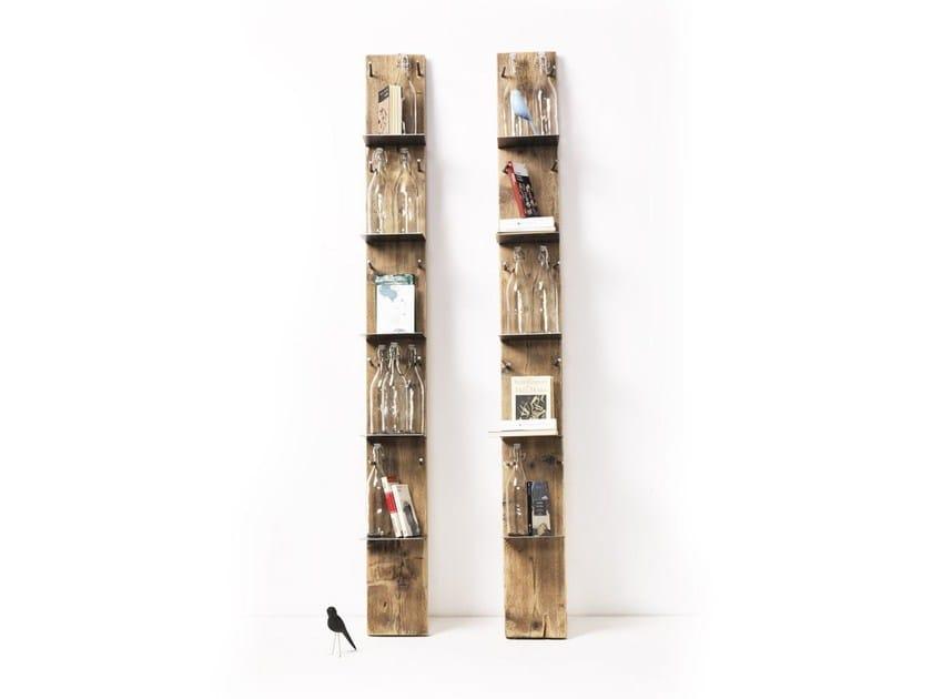 Spruce bookcase / bottle rack VIAN by Vontree