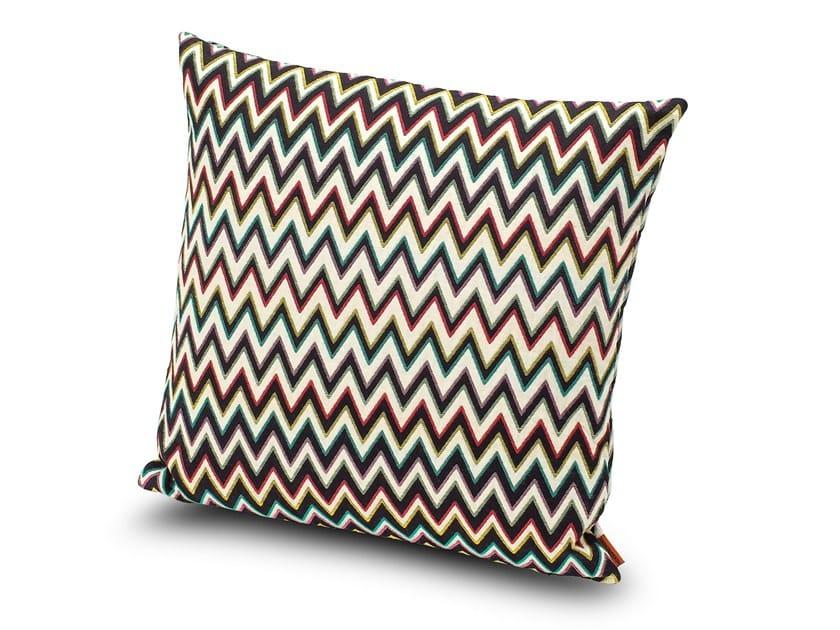Motif fabric cushion VIAREGGIO by MissoniHome