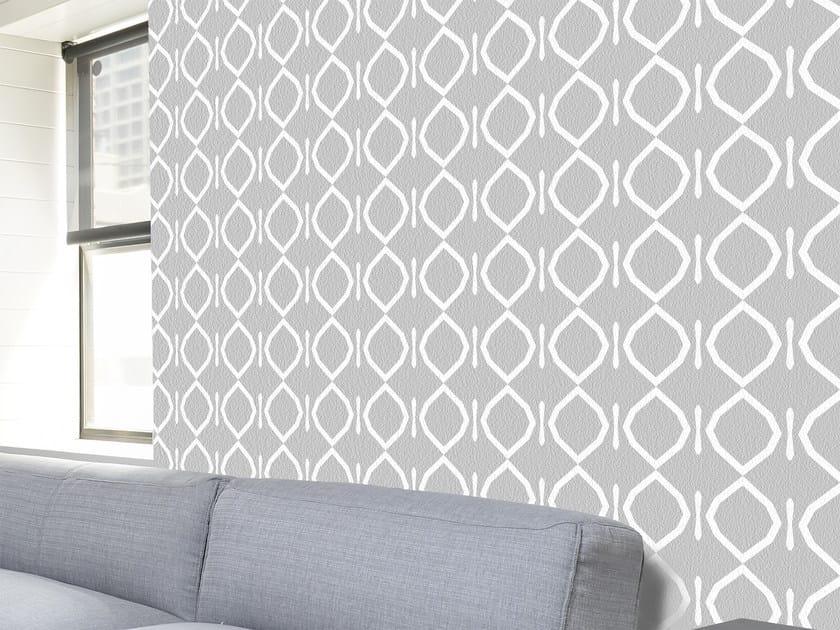 Motif geometric wallpaper VIBE by Mat&Mat