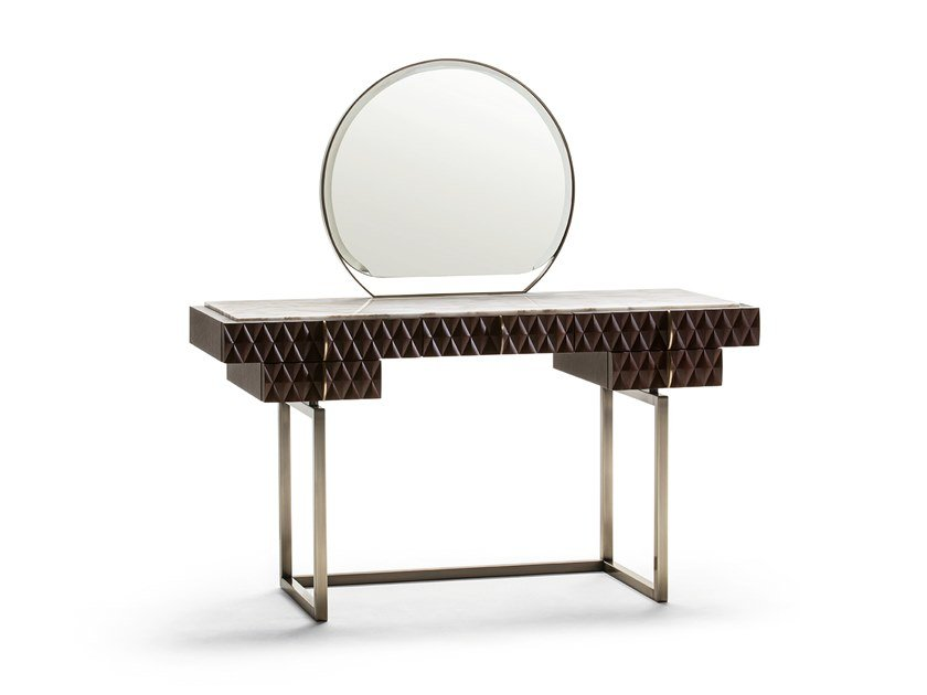 Wooden dressing table VICTOR | Dressing table by OPERA CONTEMPORARY