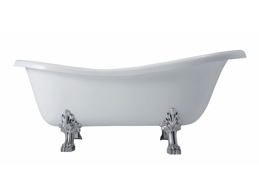 Freestanding bathtub VICTORIAN STYLE | Bathtub by AZZURRA sanitari