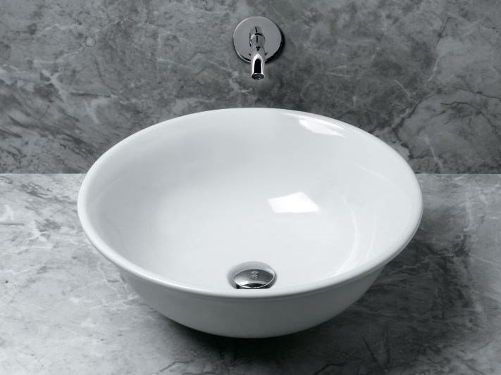 Countertop round washbasin VICTORIAN STYLE | Countertop washbasin by AZZURRA sanitari