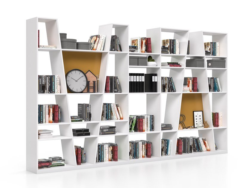 Open Modular office shelving VICTORY by ESTEL GROUP