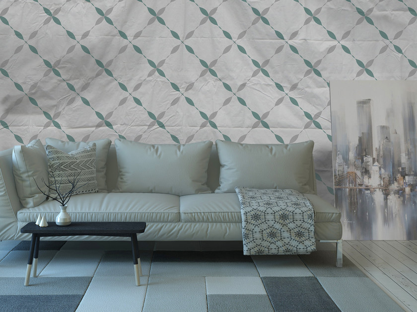 Twisted effect wallpaper VIENNA by Mat&Mat