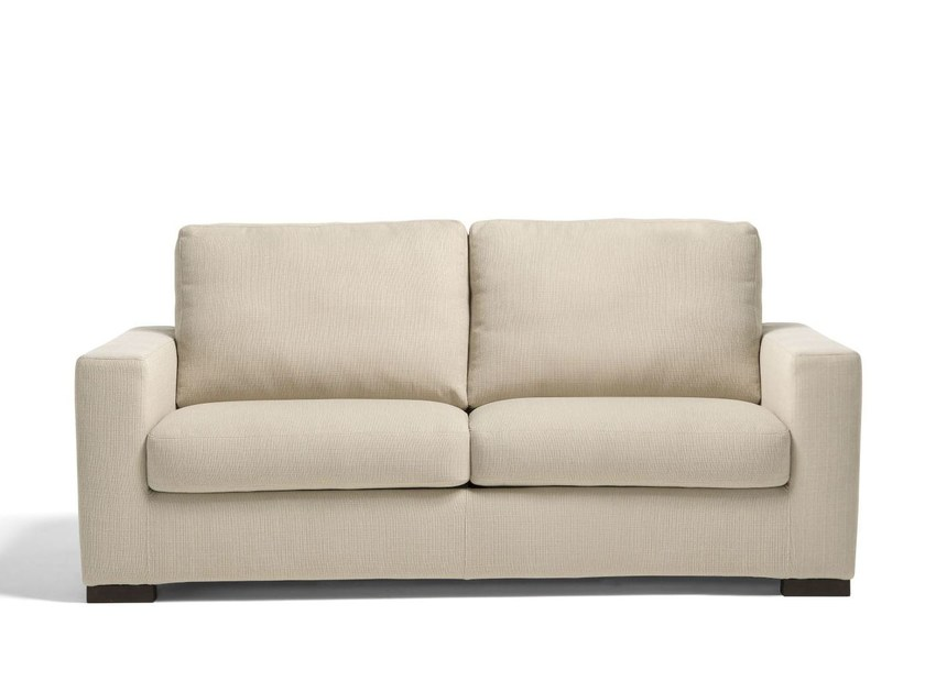 Fabric sofa bed with removable cover VIENNA | Sofa bed by Dienne Salotti