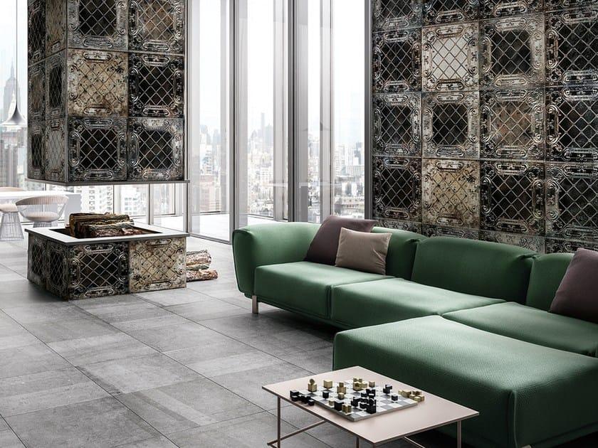 Wallpaper VILLAGE Wall Collection By Adriani e Rossi edizioni