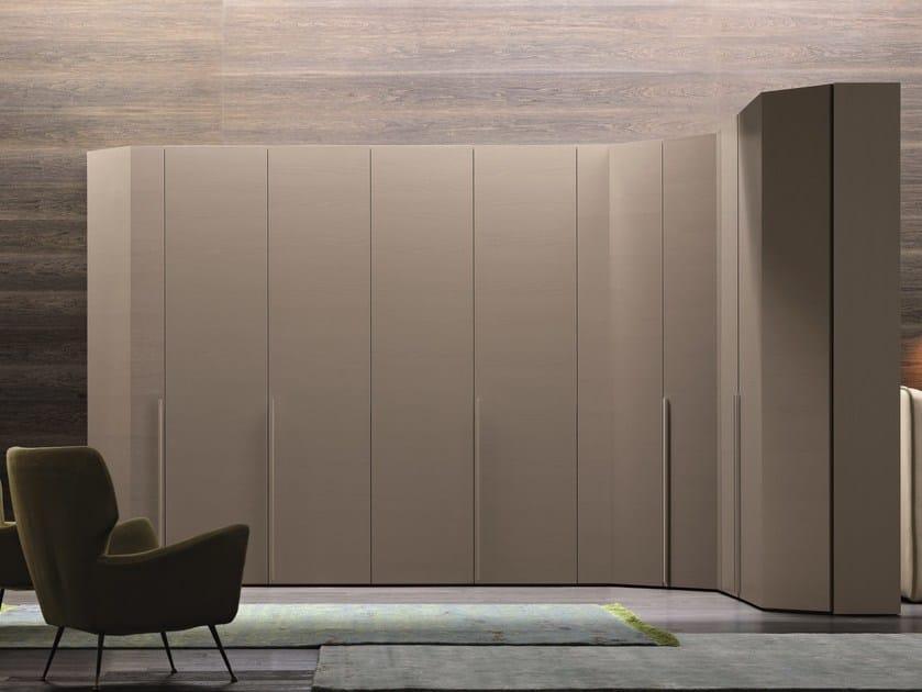 VINSON | Armadio ad angolo By Febal Casa design Studio Ferriani