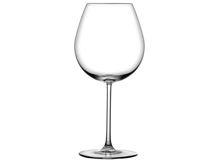 Set of 2 Bourgogne Glasses VINTAGE BOURGOGNE RED by NUDE