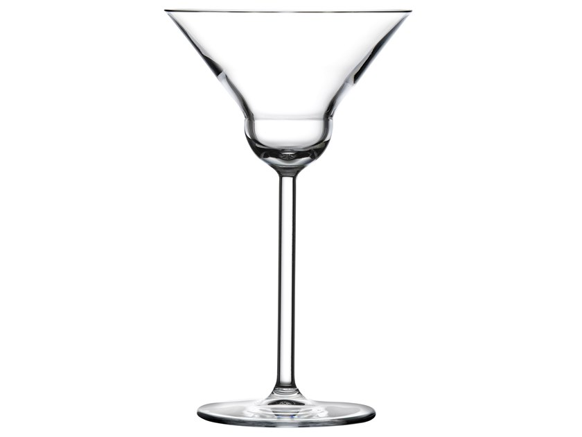 Set of 2 Martini Glasses Rounded VINTAGE MARTINI FUSION by NUDE